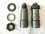 Bolzen Hydraulikzylinder  Kirowez K700, K700A, K701.   Bolt fhydraulic cylinders KIROVETS K700, K700A, K701.  Палец штока гидроцилиндра поворота  калёный трактора Кировец К700, К700А, К701.