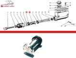 Kolben für Hauptbremszylinder HBZ GAZ 12 ZIM, neu. Pistons for brake master cylinder GAS 12 SIM, new. Поршень главного цилиндра тормоза в сборе ГАЗ 12 ЗИМ, новый.