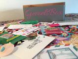 GevoelsBox - Roze Letters