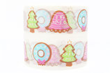 Washi Tape CHRISTMAS CANDY