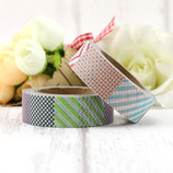 Washi Tape BUNT MUSTER MIX
