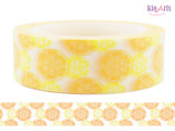 kioArts Washi Tape CITRUS