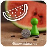 Ministempel Melone
