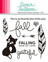 Clear Stamps Set LORABAILORA Herbst 2015