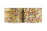 Washi Tape MAP LANDKARTE BUNT ENGLAND