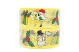 Washi Tape SNOWMAN & BIRDY