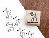 Stempel REH 2 x 2 cm - Bunte Bordschätze
