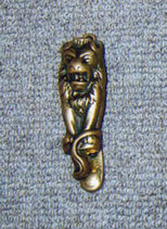 ドアノッカー  小ライオン KN49