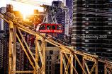 Poster New York Queeensboro Bridge in HDR