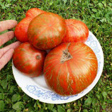 томат Large Barred Boar Большой полосатый кабан