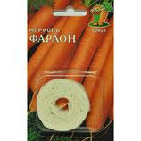 Морковь ФАРАОН лента 8м