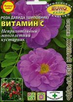 Роза давида Витамин С (шиповник)