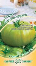 Томат ЛЯГУШКА-ЦАРЕВНА, зеленоплодный