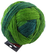 Zauberball®100 2168 Evergreen