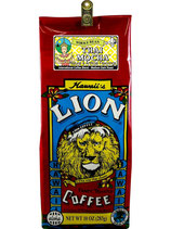 Lion Coffee タイモカ (豆のままです)
