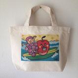 Tae トートバッグ 『ぶりんご』