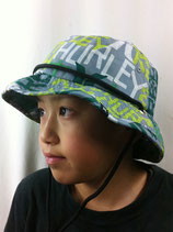 Hurley キッズ用 ハット MIX TAPE HAT