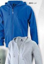Hoodie-Jacke für Frauen (femininer Schnitt)
