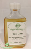 Natur Leinöl