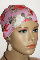 BC 201  Pink Lachs Flowers