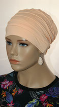 City Turban Cap 19 Light Salmon Sunshine