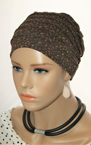 City Turban Cap 76 Brown Garden