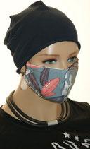 Gisela Mayer Community Maske  702 Wintergarten ( Masken sind aus Hygiene Gründen vom Umtausch ausgeschlossen)