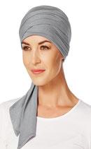 88 Long Kopftuch Mantra 1011-0169 Grey Melange