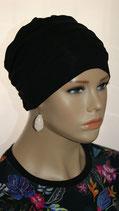 City Turban Cap 16 Black