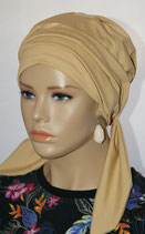 Mia City Turban 17 Marzipan