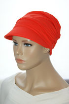 GM 8 Sun Cap Heda Orange Red