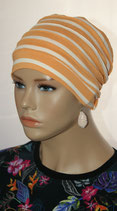 City Turban Cap 42 Winterday Stripe