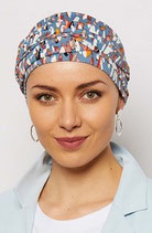 GM 497 Turban Malou 803 Greyblue