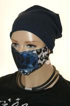 Gisela Mayer Community Maske  703 Animal Print Save the Nature (Masken sind aus Hygiene Gründen vom Umtausch ausgeschlossen)