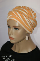 Shandra 40 Turban Cap  Nature Winterdream