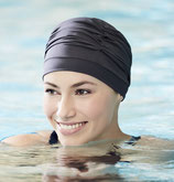 46 Swim Cap Wave 1033-331 Anthrazit