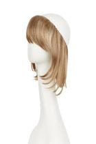 167 Haarteil Lang Blond gesträhnt