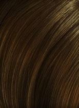 Gisela Mayer 02 Advantgarde Night Wig Mittelbraun mit dunkelblonden  Strähnchen Effekten 24/18