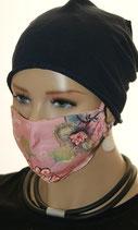 Gisela Mayer Community Maske  706 Wintergarten ( Masken sind aus Hygiene Gründen vom Umtausch ausgeschlossen)