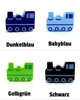 Motivperlen Lokomotiven gemischt