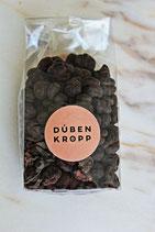 Kaffeebohnen dragiert mit Zartbitterschokolade