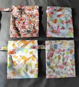 Wetbag 20x 25cm verschiedene Designs