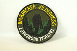 Patch Backpacker Wilderness 003