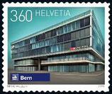 Kleinbogen; 10 x 3.60 'Schweizer Bahnhöfe - Bern'