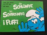 Markenheftchen; 10 x 1.00 A-Post 'Schlümpfe'