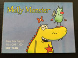 Markenheftchen; 10 x 1.00 A-Post 'Molly Monster'