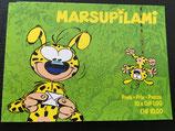 Markenheftchen; 10 x 1.00 A-Post 'Marsupilami'