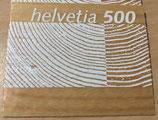 Briefmarke 1 x 5.00 'Holz'