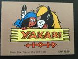 Markenheftchen; 10 x 1.00 A-Post 'Yakari'