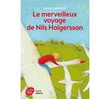 Le merveilleux voyage de Nils Holgerson - Pochette